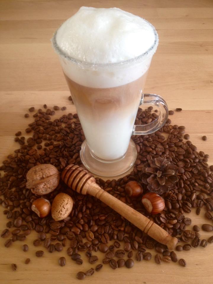 Café Latte Glacé