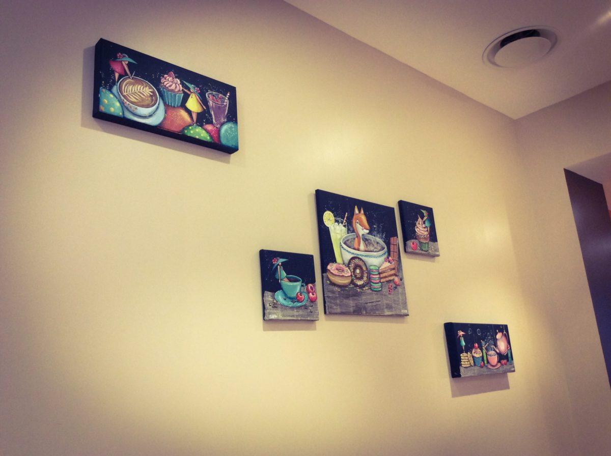 Les Petites au KA Coffee Shop