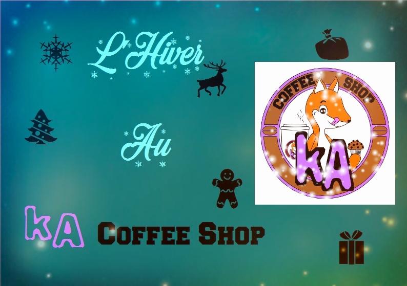 L'Hiver au KA Coffee Shop